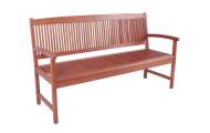 holz gartenbank birma eukalyptus fsc ge lt. Black Bedroom Furniture Sets. Home Design Ideas