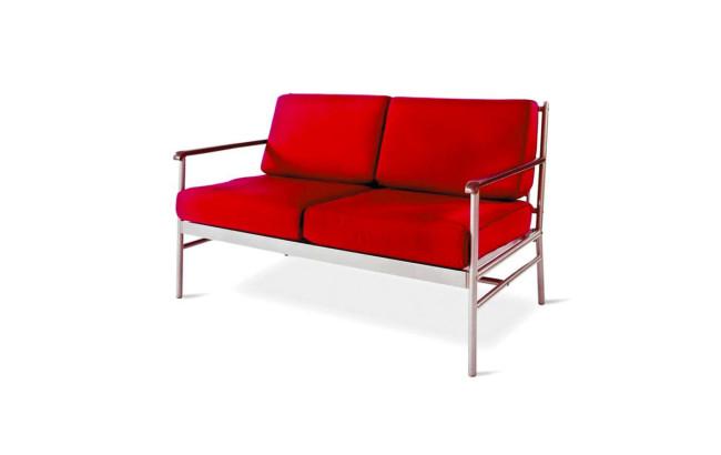 kissenset f r gartenbank milow rot. Black Bedroom Furniture Sets. Home Design Ideas