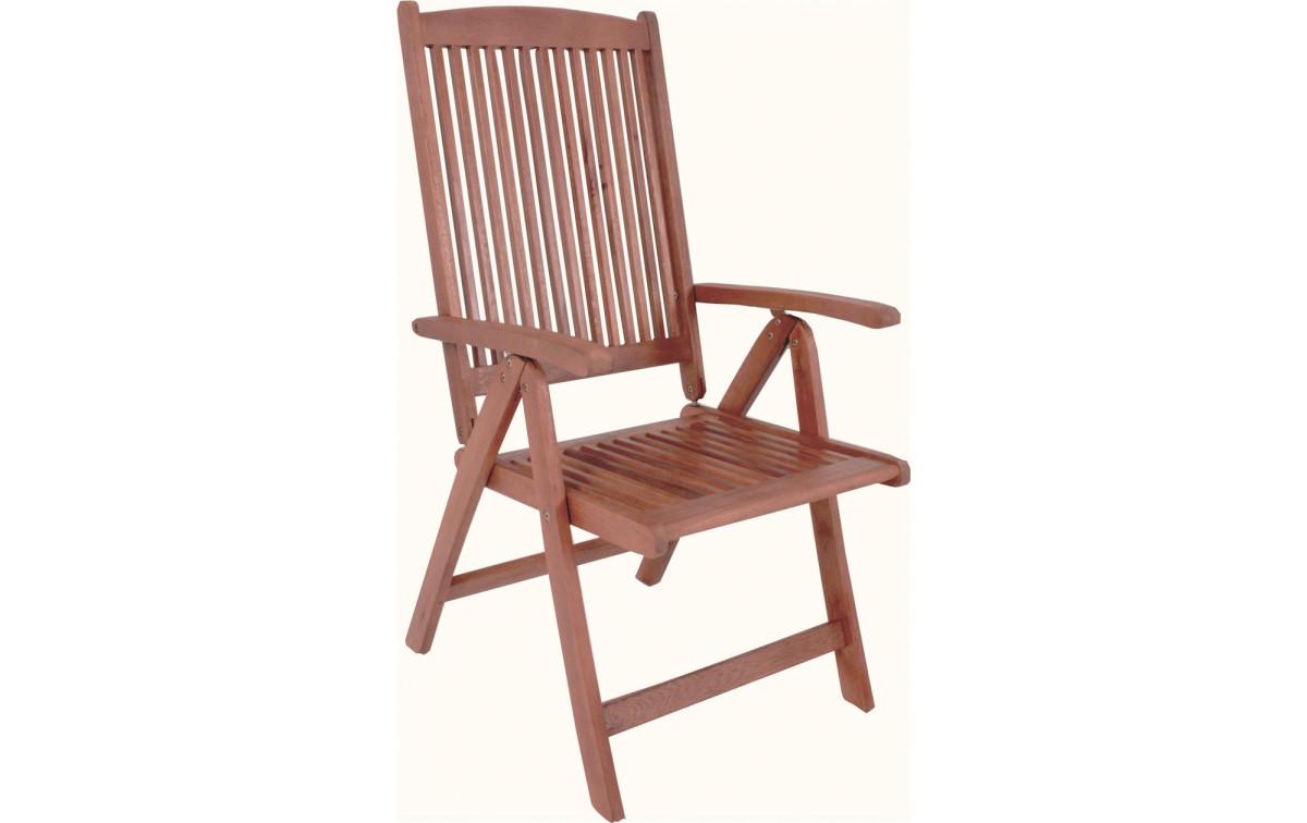 Gartenstühle holz  Holz Gartenstuhl Salvador - Eukalyptus FSC, geölt