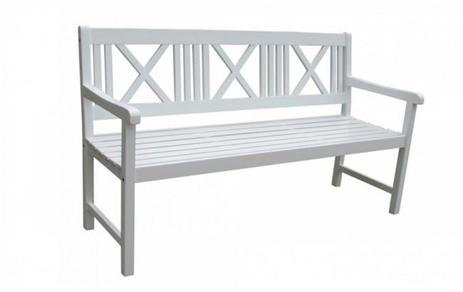 holz gartenbank pampa fsc 3 sitzer zum g nstigen preis gartenmoebel. Black Bedroom Furniture Sets. Home Design Ideas