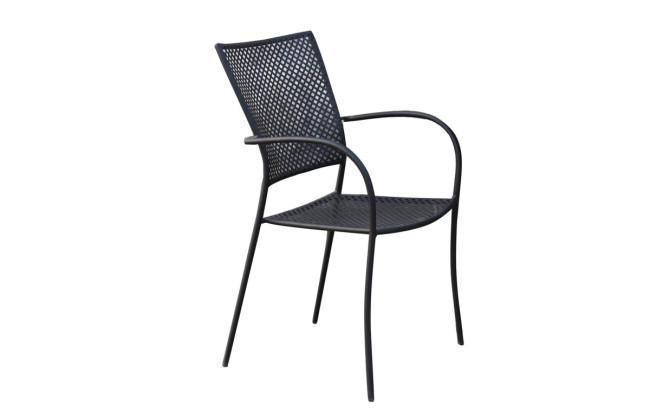 metall gartenstuhl leipzig. Black Bedroom Furniture Sets. Home Design Ideas